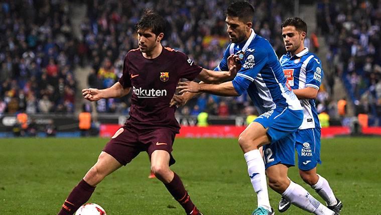 """""""El Barça tiene que salir a ganar y a pasar la eliminatoria"""""""