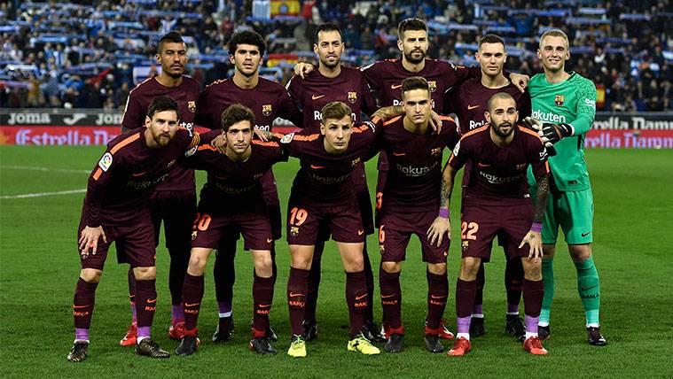 Prueba de reacción para el Barça: Cayó y ahora toca levantarse