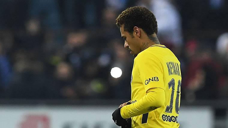 La prueba de que Neymar estaría pensando en su fuga al Madrid