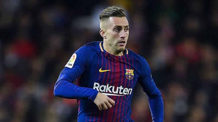 Aseguran que hay acuerdo entre Nápoles y Barça por Deulofeu