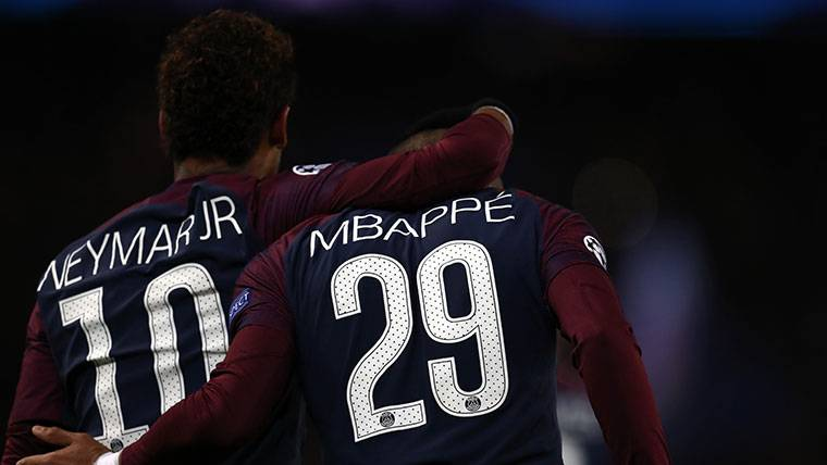 Serio aviso del PSG al Madrid: 8-0 con cuatro goles de Neymar