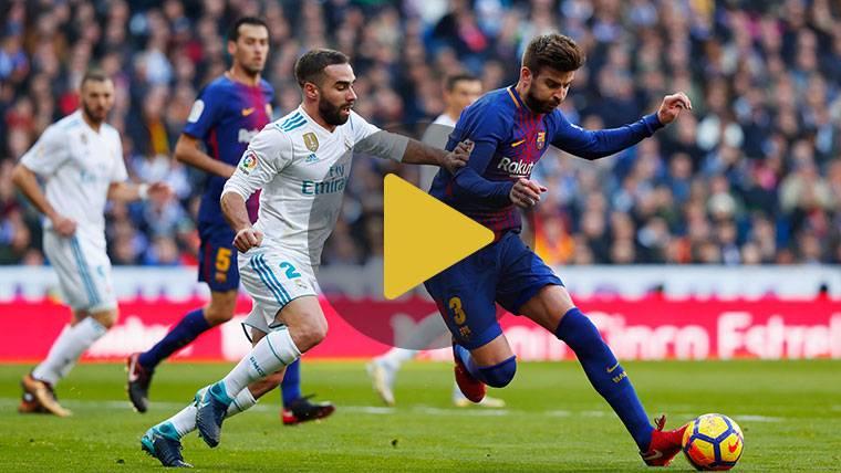 Los mejores momentos de Gerard Piqué en el FC Barcelona
