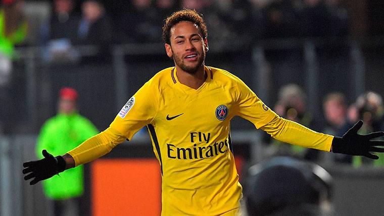 """Al Madrid se le complica Neymar: """"No tiene cláusula liberatoria"""""""