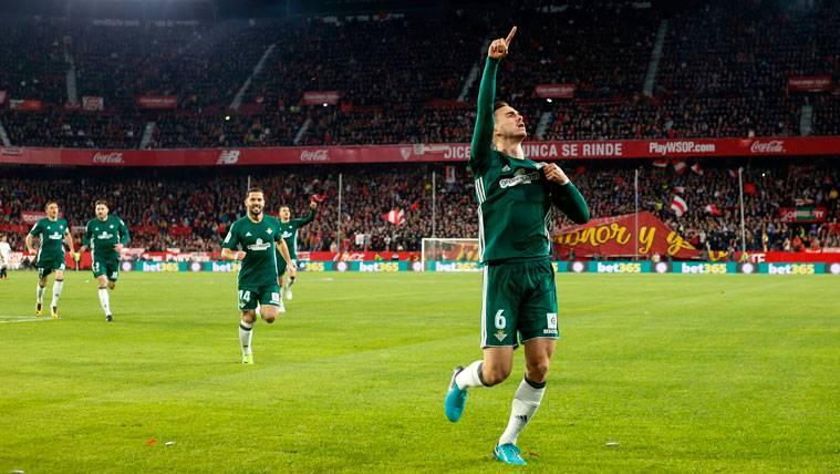 Barça y Madrid podrían cruzarse por otra joven perla del Betis