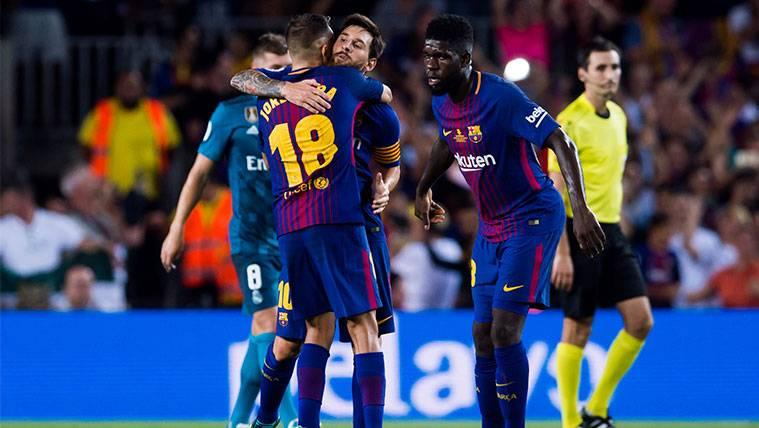 El Barça quiere asegurarse las renovaciones de toda su defensa
