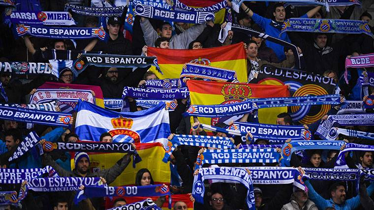 LaLiga Reports to the Espanyol by chants against Hammered and the ...