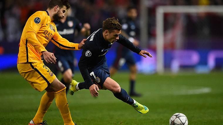 Griezmann, 'broche' de oro para el mejor Barça de la historia