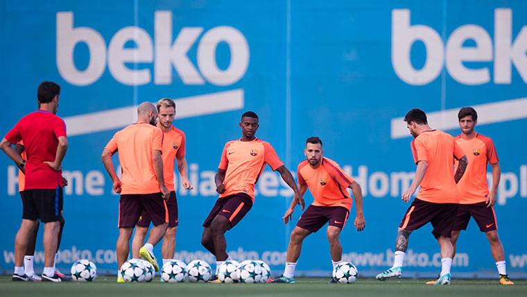 Lista de convocados de Valverde para el Betis-Barcelona