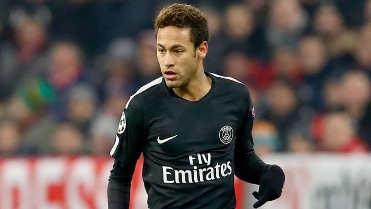 Polémica ausencia de Neymar en la convocatoria del PSG