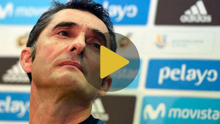 """""""La Copa es una ilusión, pero estamos centrados en LaLiga"""""""