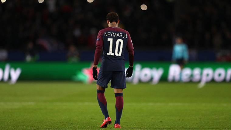 Neymar echa leña al fuego con un enigmático mensaje en redes