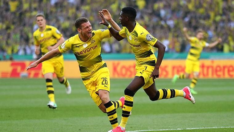 Jupp Heynckes critica a Dembélé por su salida del Dortmund