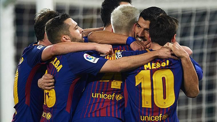 La goleada del Barça destroza LaLiga: ¿Campeón en enero?