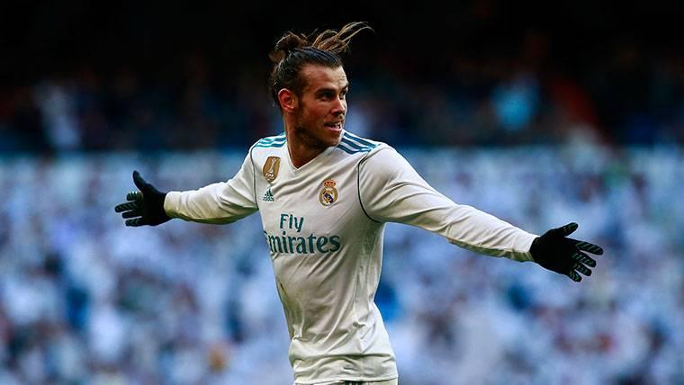 Gareth Bale prefiere ver golf en la tele antes que al PSG