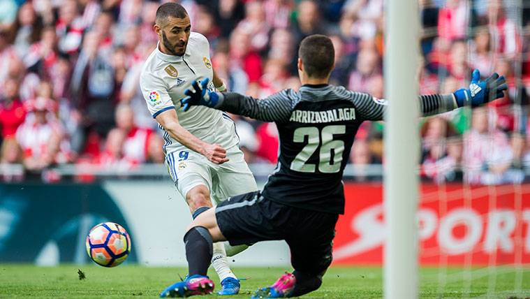 Kepa renueva y el Real Madrid se marca otro caso De Gea