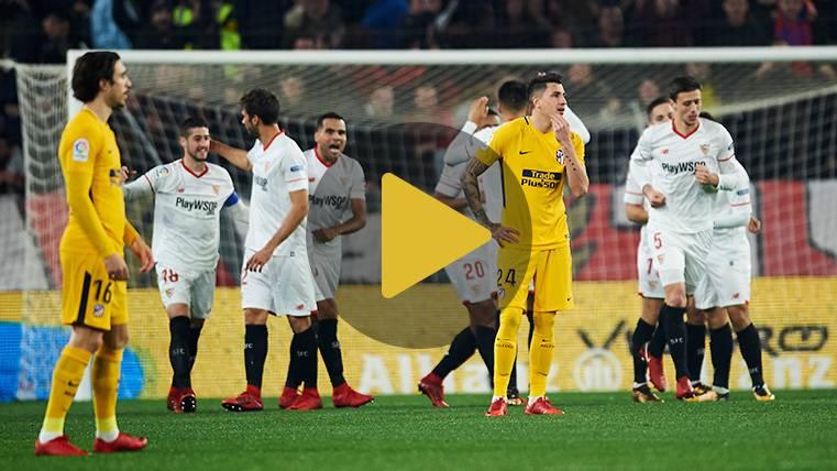 El Sevilla, seria amenaza si el Barça remonta ante el Espanyol