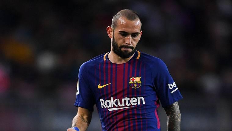 El Barcelona y la Roma estarían negociando por Aleix Vidal