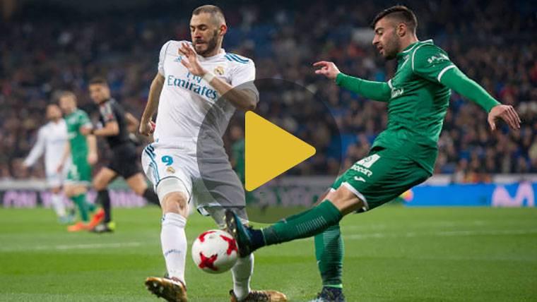 SORPRESÓN: ¡El Leganés elimina al Real Madrid de la Copa del Rey!