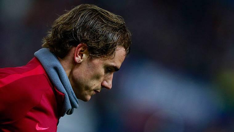 El dorsal '7' del FC Barcelona espera a Griezmann en verano