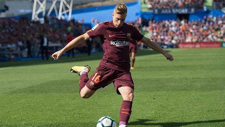 La Roma presiona para que el Barça le ceda a Gerard Deulofeu