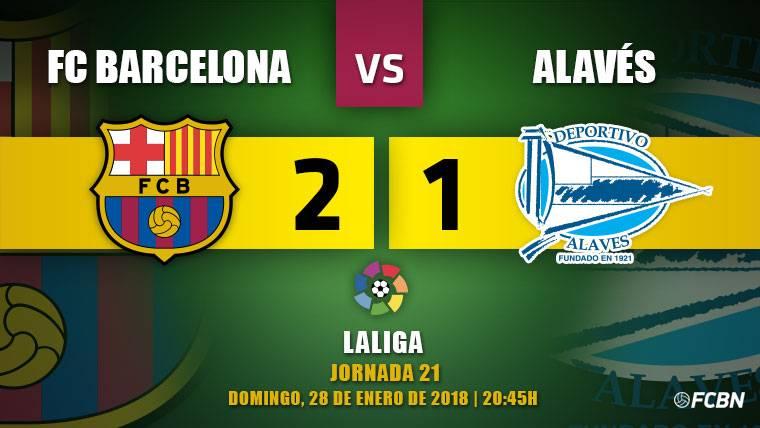 Messi y Suárez rescatan a un Barça que despierta a tiempo