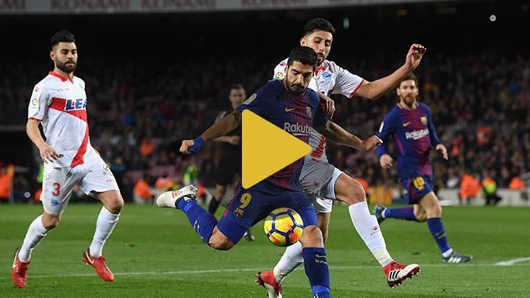 Vídeo resumen: FC Barcelona 2 Alavés 1 (LaLiga J21)