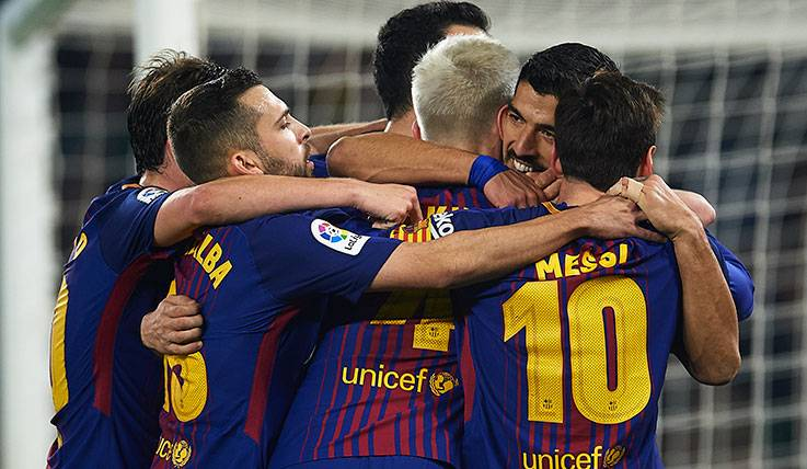 El Barça ya supera la mejor racha de imbatibilidad de su historia