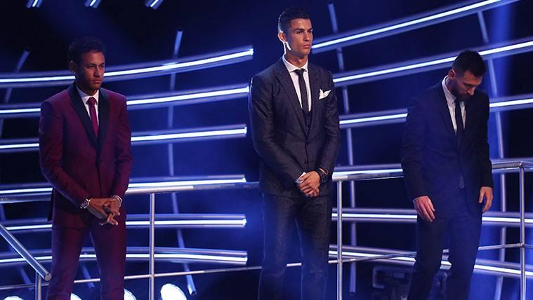 """""""Neymar peleará el Balón de Oro con Hazard y Griezmann"""""""