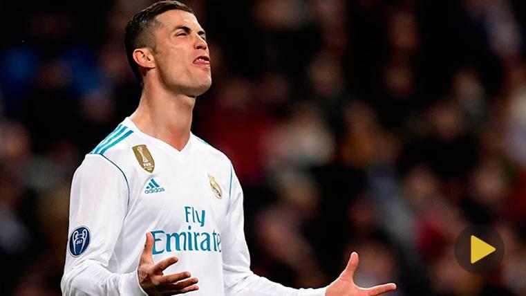 """Cristóbal Soria la lio en el Camp Nou: """"¿Dónde está 'CR7'?"""""""