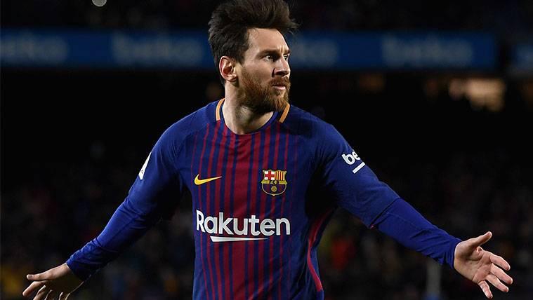 Tiembla la clasificación de la Bota de Oro, ¡que llega Leo Messi!