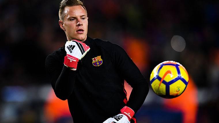 Ter Stegen, el 'héroe' olvidado del Barça contra el Alavés