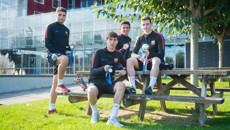 El plan del FC Barcelona para contener las fugas de la Masia