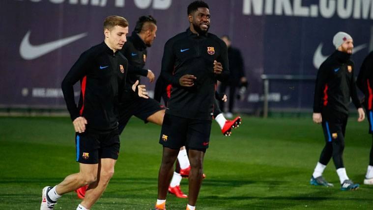 El Barça podría buscar más refuerzos defensivos en verano
