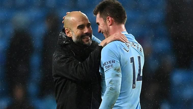 Guardiola justifica el imponente gasto del Manchester City