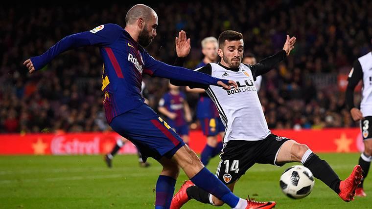 """Aleix Vidal, comprometido: """"Nunca dije que quería irme"""""""