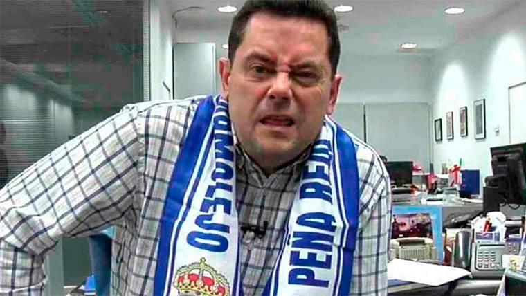 El tremendo 'zasca' a Roncero por criticar a Pep Guardiola