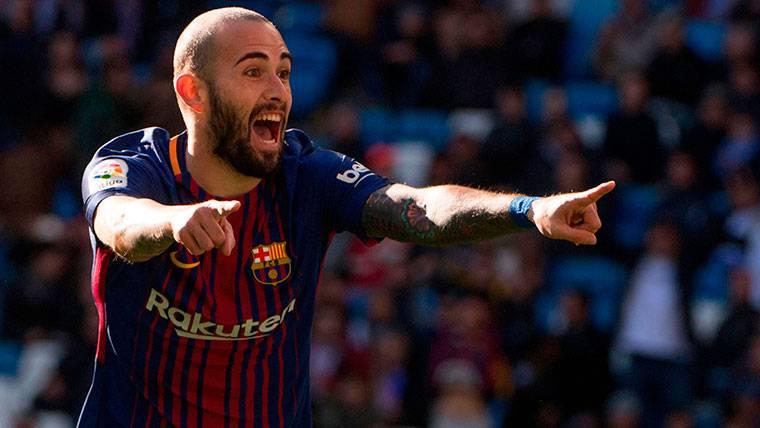 Desvelan el futuro de Aleix Vidal si deja el Barça en verano