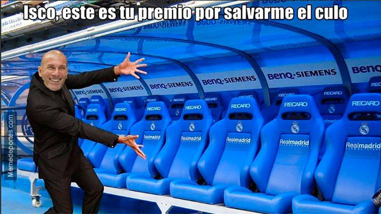 Estos son los mejores 'memes' del Levante-Real Madrid