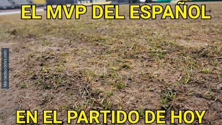 Estos son los mejores 'memes' del Espanyol-FC Barcelona