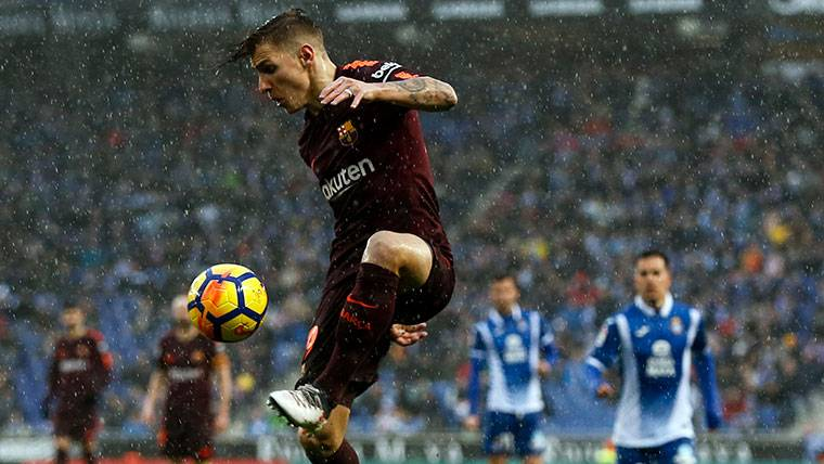 COMUNICADO: Lucas Digne, una baja más para el FC Barcelona