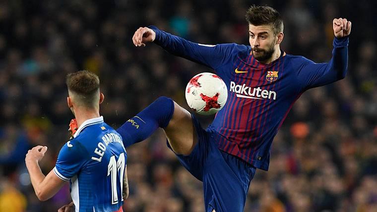 El tuit de Rufián sobre Piqué que levanta ampollas en el Espanyol