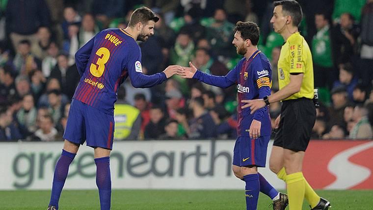 El Espanyol valora ampliar la denuncia contra Gerard Piqué
