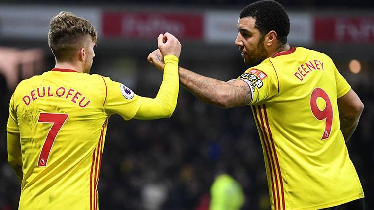 Deulofeu, protagonista en la derrota del Chelsea en Watford