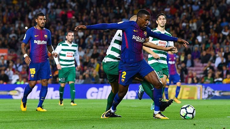 El 'tapado' del Barcelona para jugar en el puesto de central