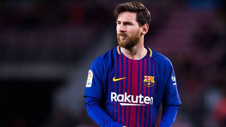 """""""Un equipo con Messi siempre es favorito para ganar la Champions"""""""