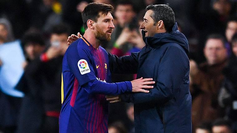 La maldición de Valverde y Messi durará una temporada más