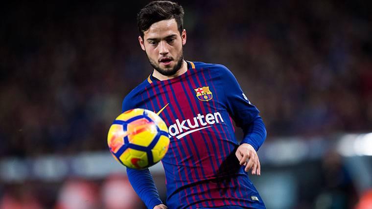 Máxima precaución con la lesión de Arnáiz, la joya del Barça