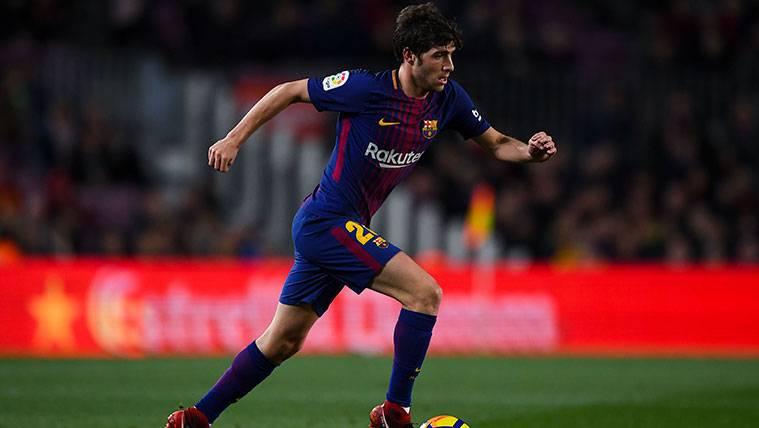 Sergi Roberto cumple años en su mejor momento en el Barça
