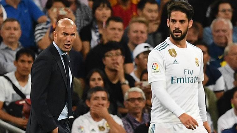HAY LÍO: ¡Isco Alarcón podría marcharse del Real Madrid!