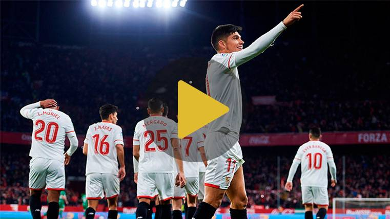 El Sevilla cumple su parte y espera rival en la final de Copa